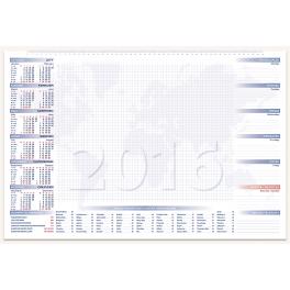 TH8 Biuwar podkład na biurko z kalendarzem