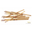 Ołówek drewniany, klasyczny HB z nadrukiem