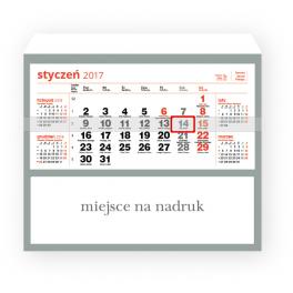 JBZ 92–93 Kalendarz jednodzielny mały, koperta w cenie