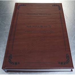 Kronika / Księga Pamiątkowa - oprawa twarda B4 szyta nićmi z Twoim indywidualnym napisem