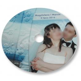 Płyty CD/DVD z nadrukiem