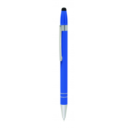 Maya - długopis metalowy z końcówką dotykową