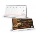 SSB2 Kalendarz Biurkowy Poziomy Bis