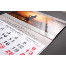 Foto-kalendarz jednodzielny