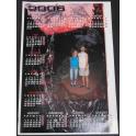 Foto-kalendarz 1-planszowy, plakat A2
