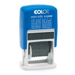 Mini Printer S 120/W Hasła