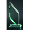 Statuetka szklana G026