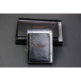 Grawerowanie, znakowanie portfela (bądź podobnego przedmiotu)