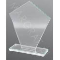Szklana statuetka - trofeum SO08001