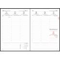 TC2 Kalendarz książkowy B5 classic