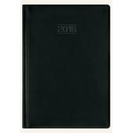 TU3 Kalendarz książkowy B6 plus skóra naturalna