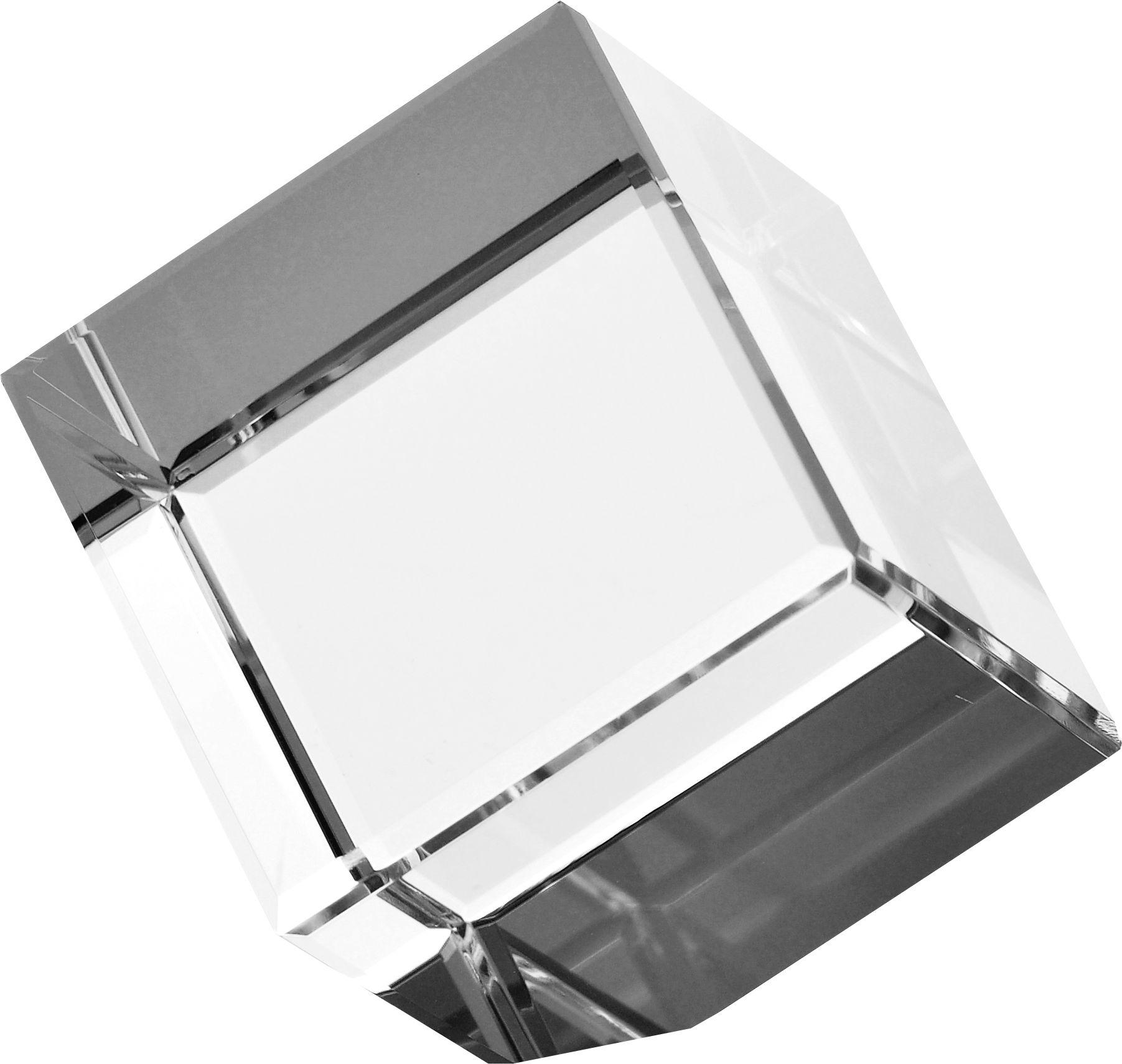 Szklana statuetka T026
