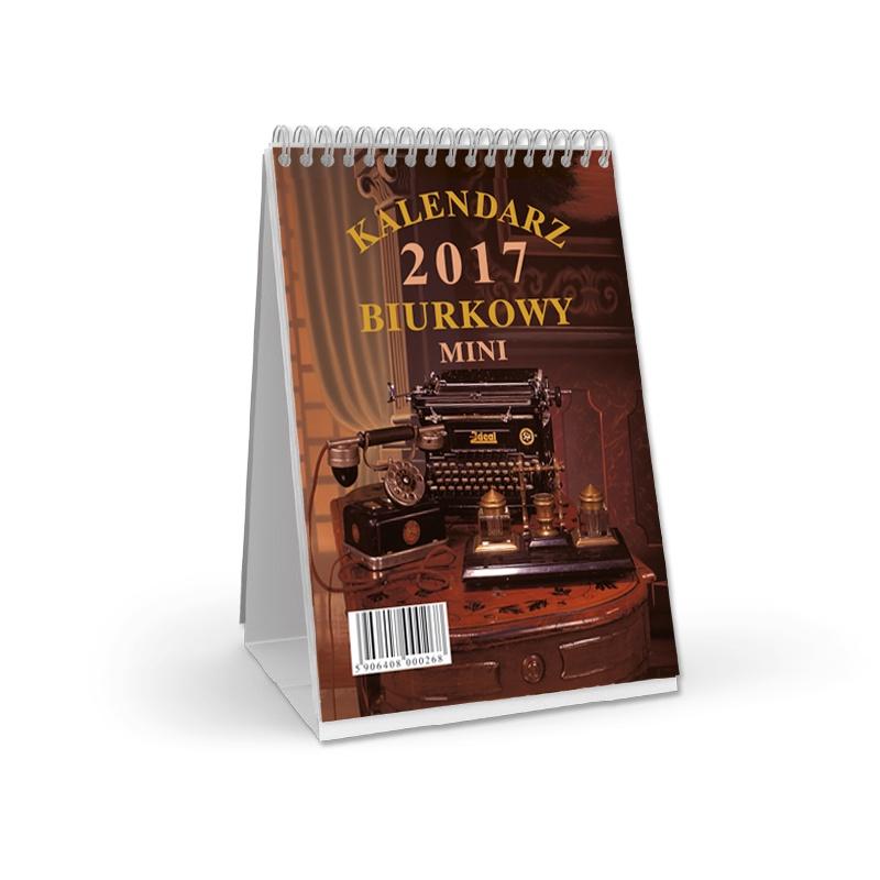 SSB5 Kalendarz biurkowy pionowy mini