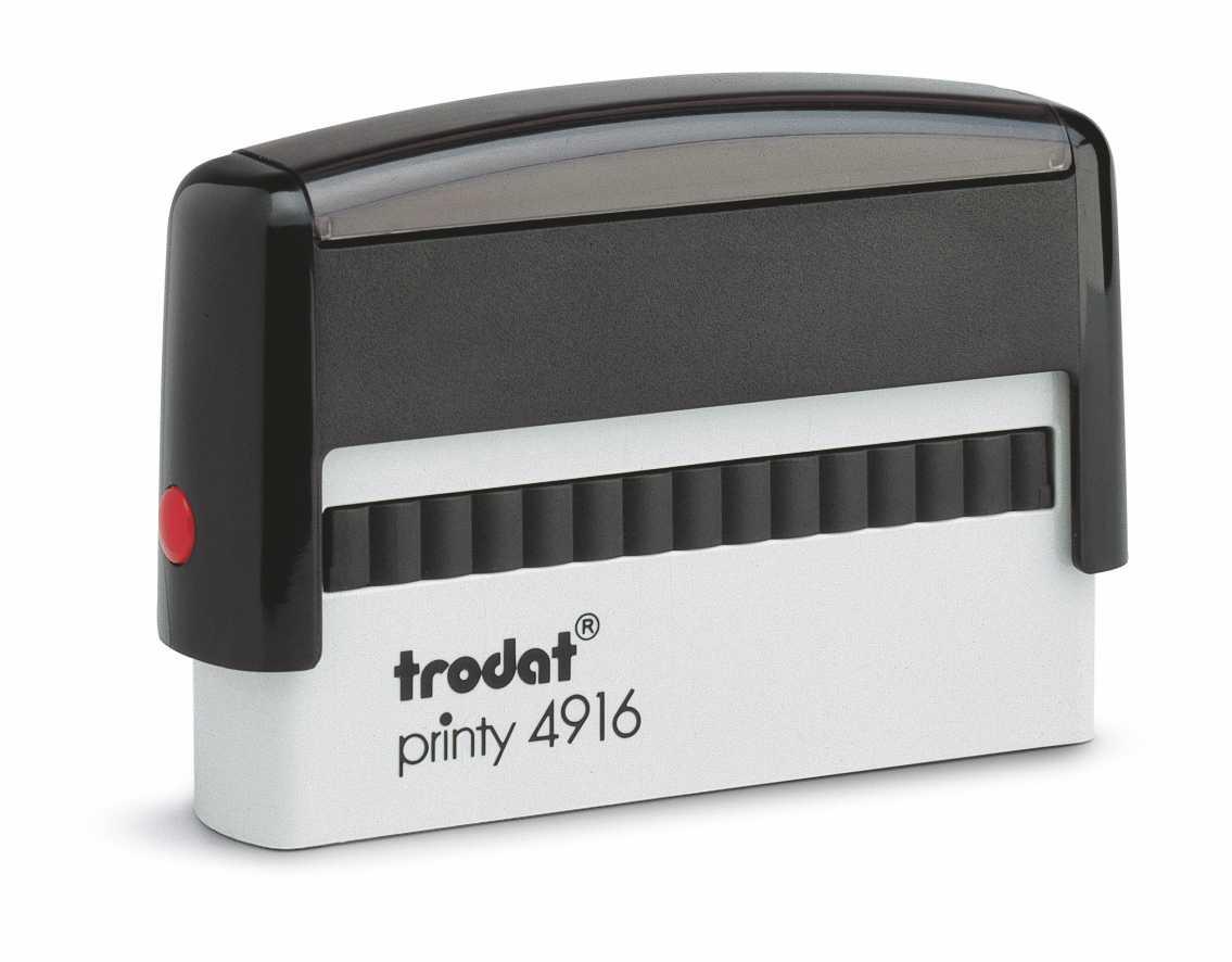 Automat Trodat Printy Prostokątny (do numerów kont)
