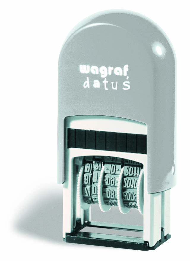 Datownik  Datuś (bez płytki tekstowej) WAGRAF