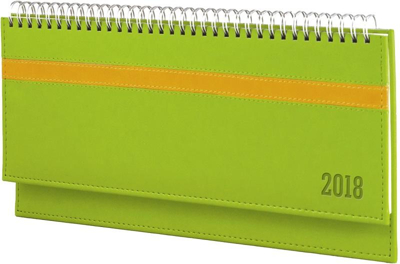 WN1247P Kalendarz leżący przeszywany