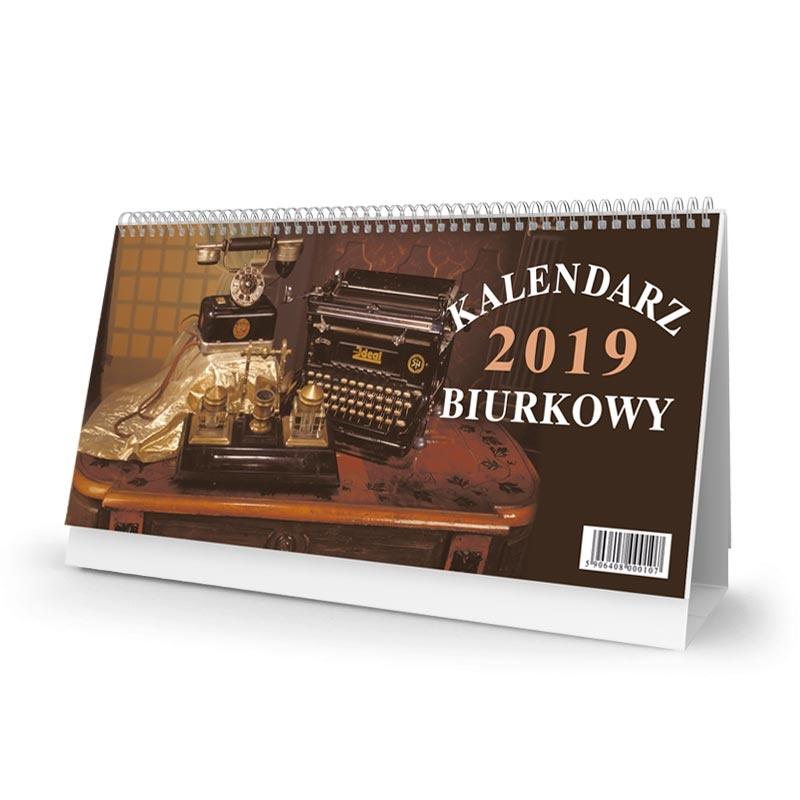 SSB1 Kalendarz Biurkowy poziomy