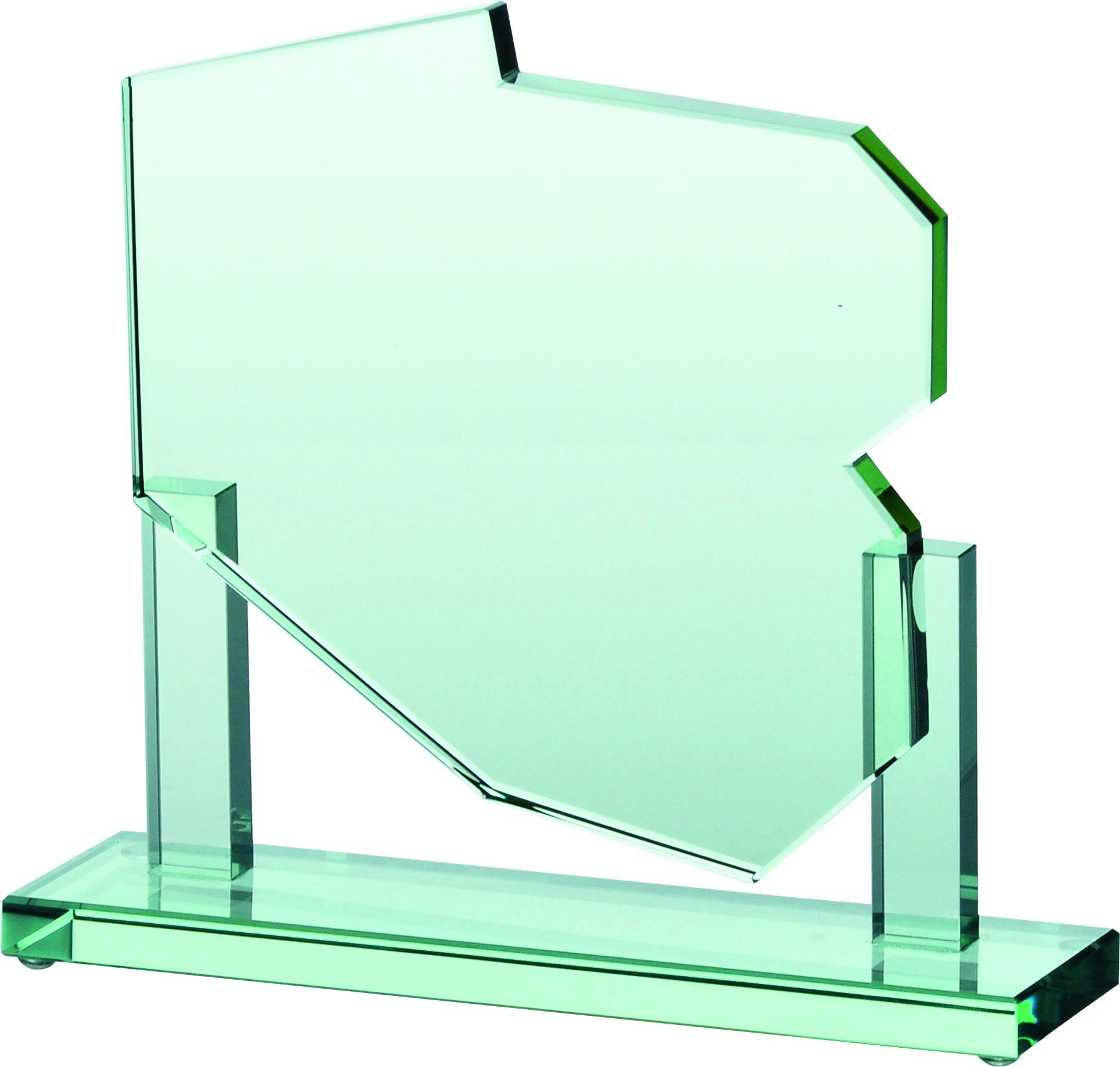 Szklana statuetka G030