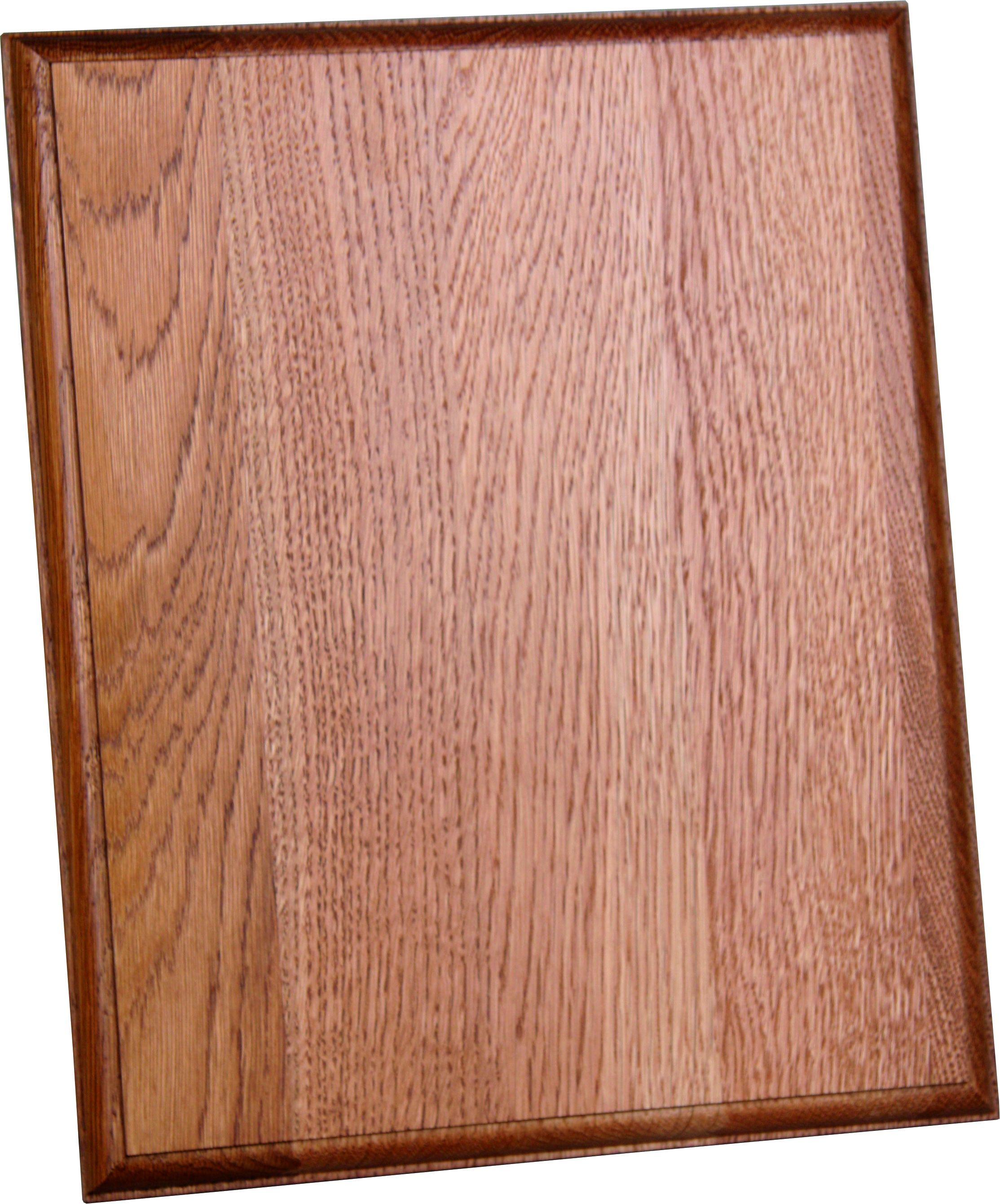 Podkład drewniany z dębu naturalnego, bejcowany , bezbarwnie uszlachetniony OAK1-OAK7