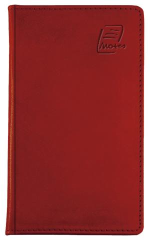 WNNA6S Notatnik A6, oprawa skóra naturalna