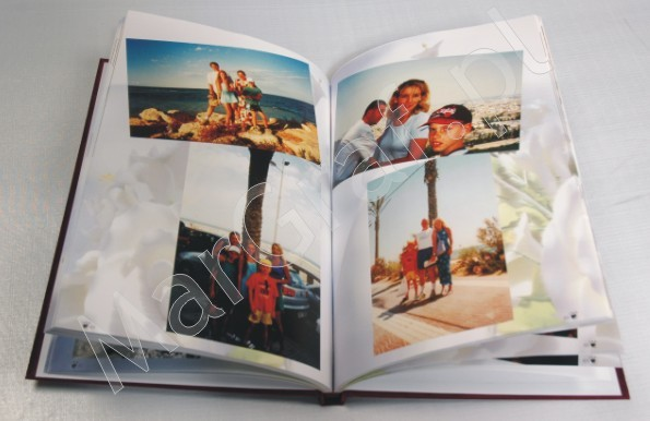 Foto-Książka - druk i oprawa, rozmiar A5