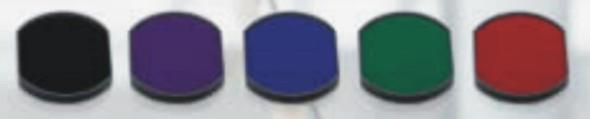 Automat stemplarski okrągły fi 20, 30, 40 WAGRAF