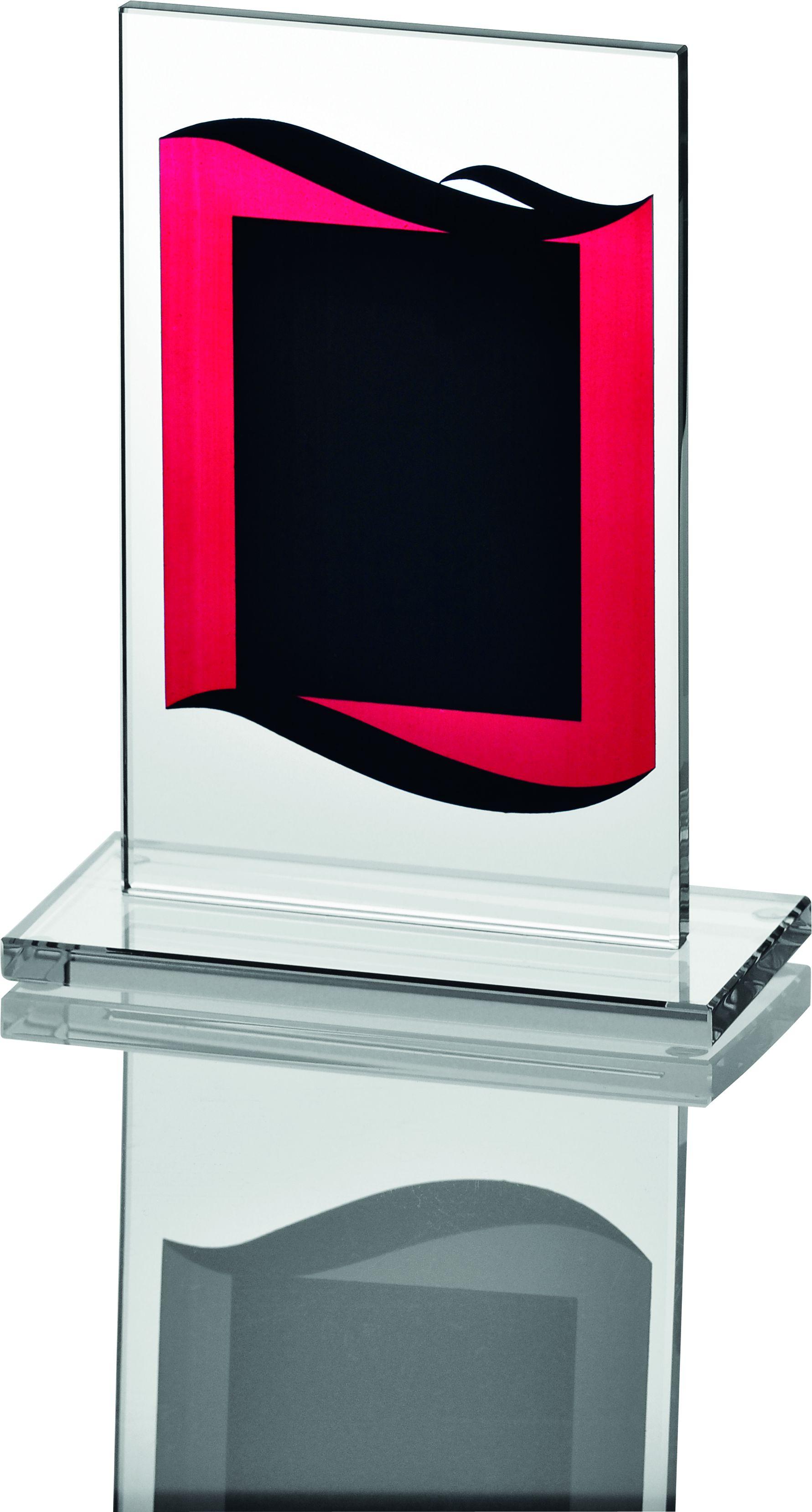 Statuetka szklana 80803/RD