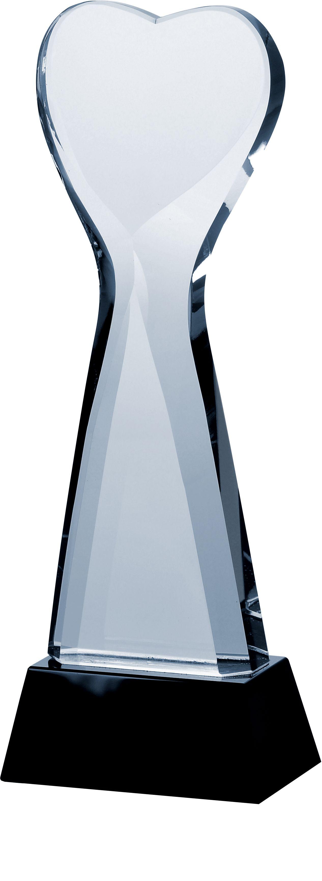 Statuetka szklana C033