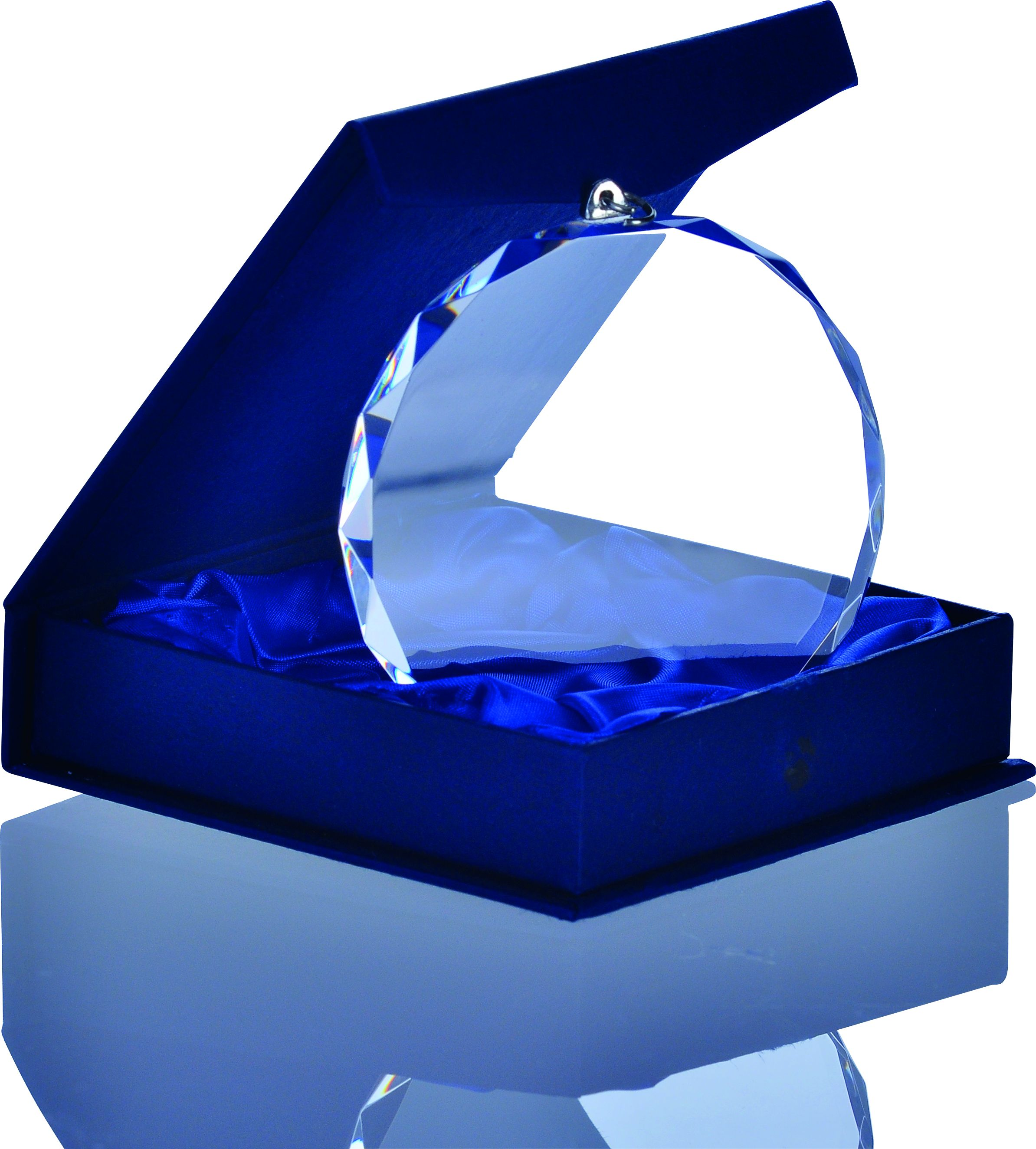 Statuetka szklana CM002
