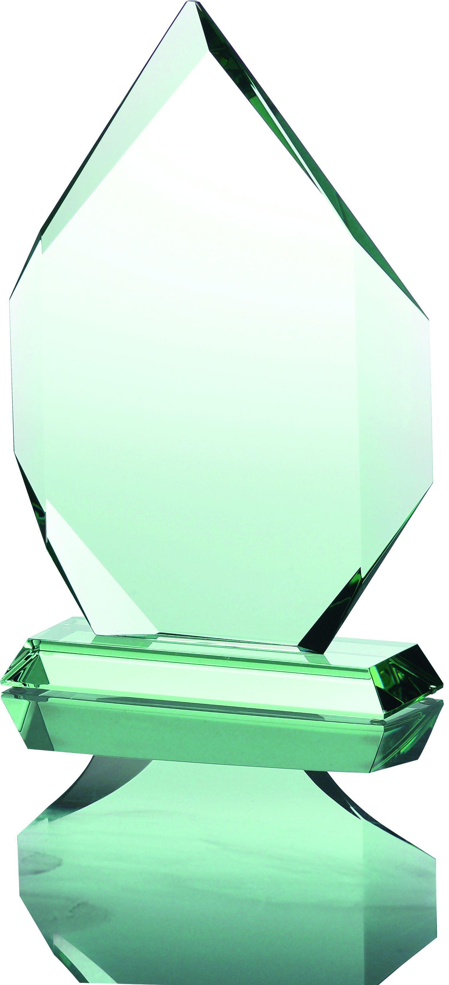 Statuetka szklana G018