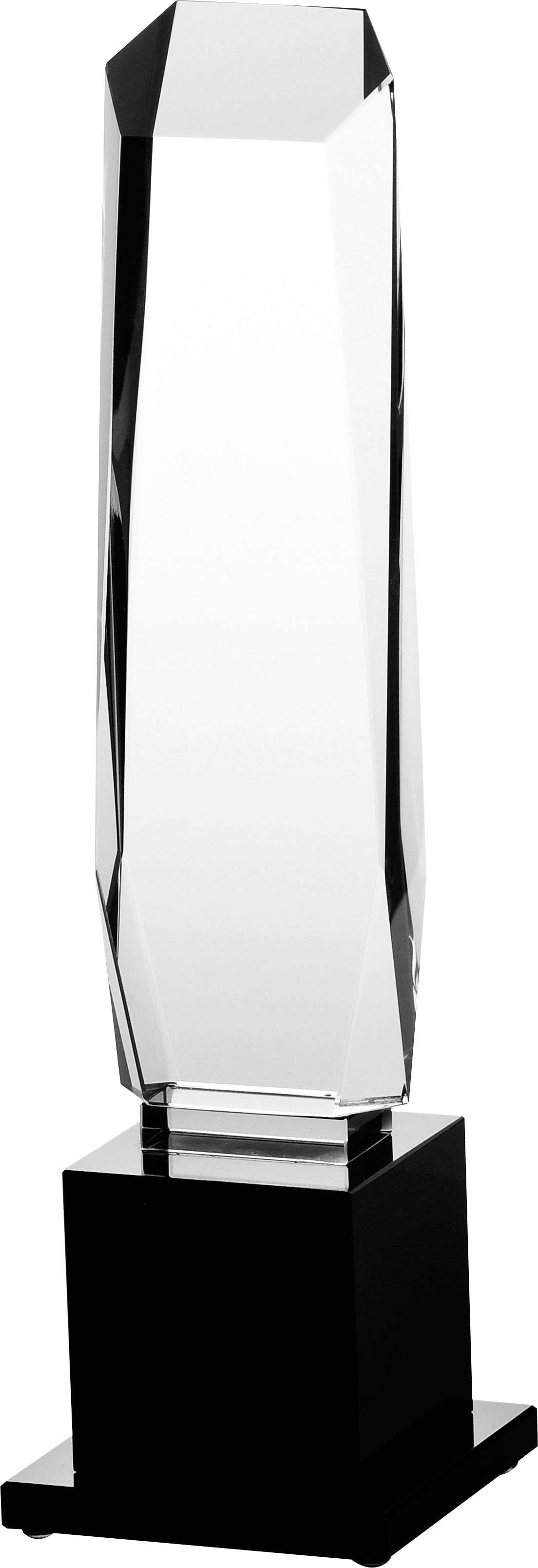 Szklana statuetka C005a, C005b, C005c