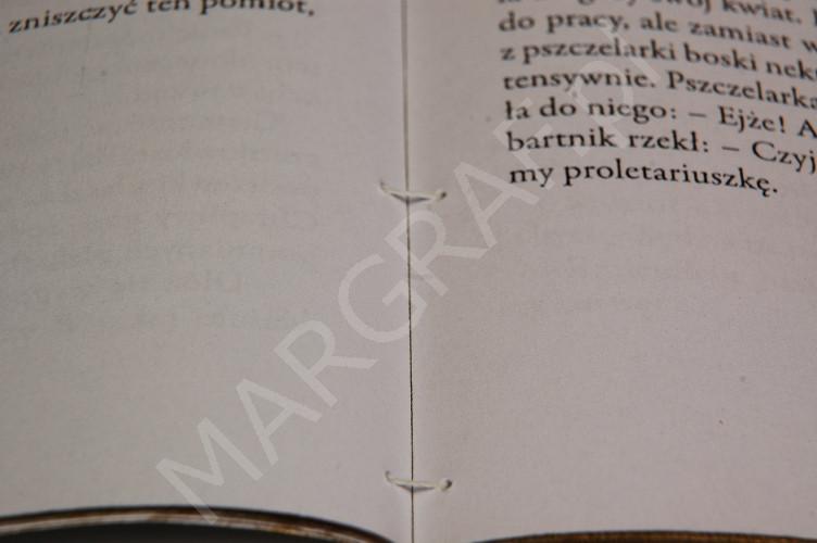 Drobna naprawa, renowacja książek, broszur.