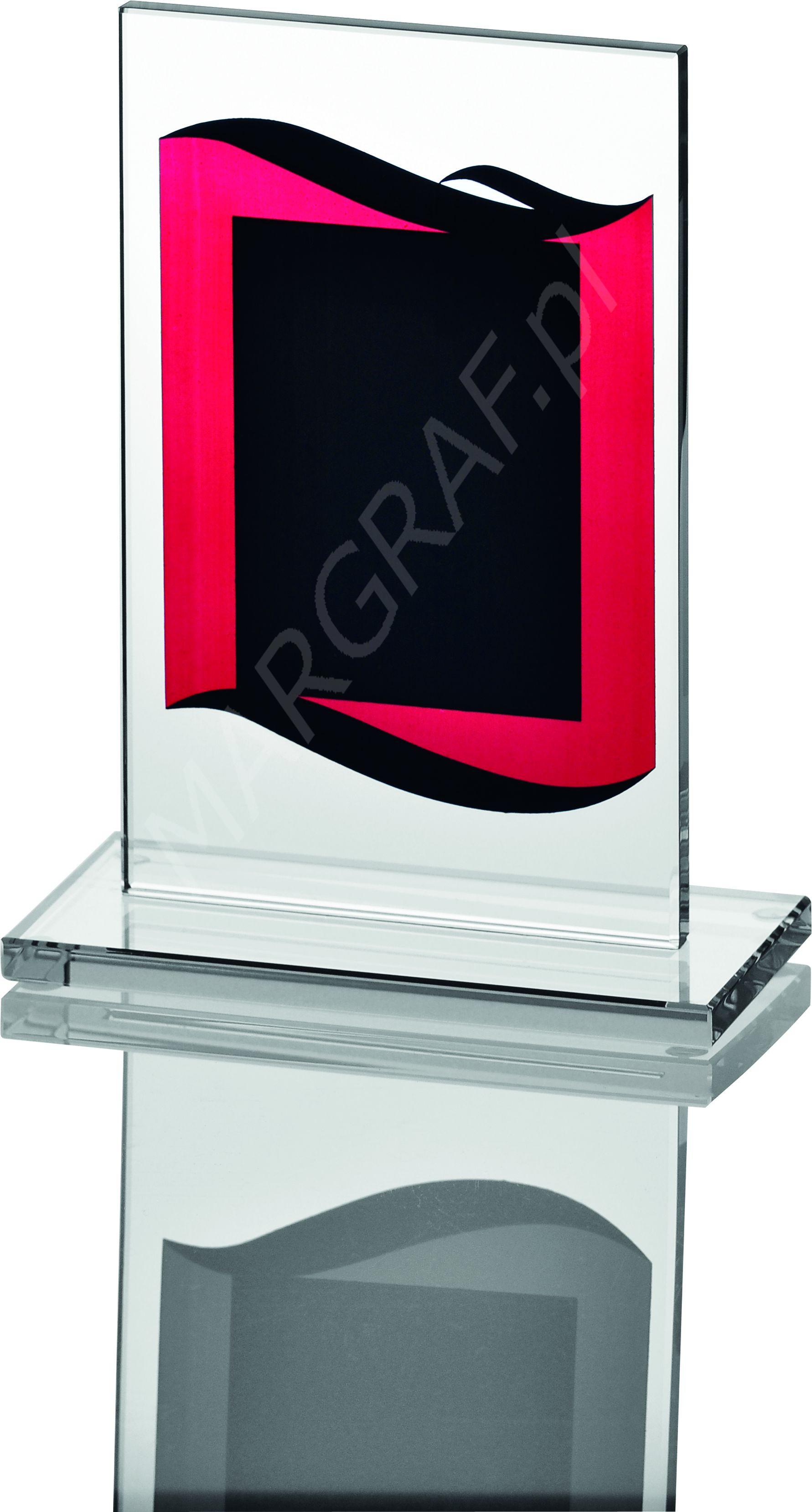 Szklana statuetka 80801/GN, 80802/GN, 80803/GN