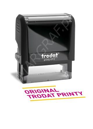 Automat Trodat Printy z zatyczką