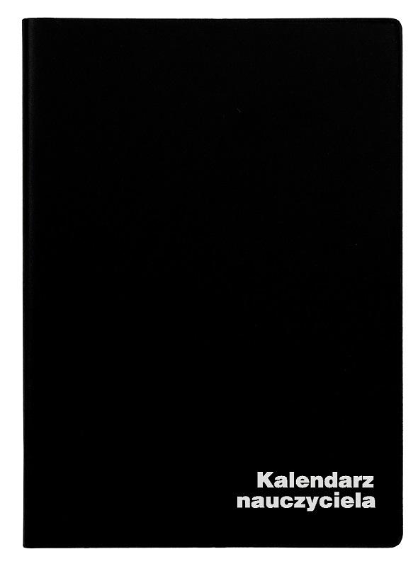 WN1160 Kalendarz nauczyciela, A5 w oprawie PCV